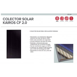 Captador solar plano Ariston KAIROS CF 2.0