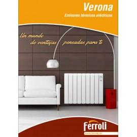 Emisor eléctrico Ferroli VERONA D 150