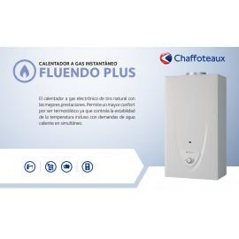 Calentador CHAFFOTEAUX FLUENDO PLUS 11 ONT