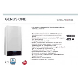 Caldera a gas de condensación Ariston GENUS ONE 24 EU