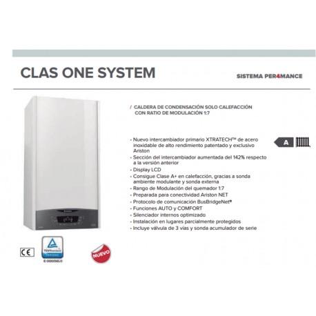 Caldera a gas de condensación Ariston CLAS ONE  SYSTEM 24 EU