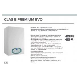 Caldera a gas Ariston CLAS B PREMIUM EVO 35