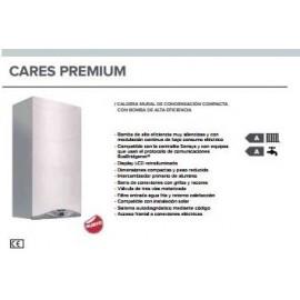 Caldera a gas de condensación Ariston CARES PREMIUM 30 FF
