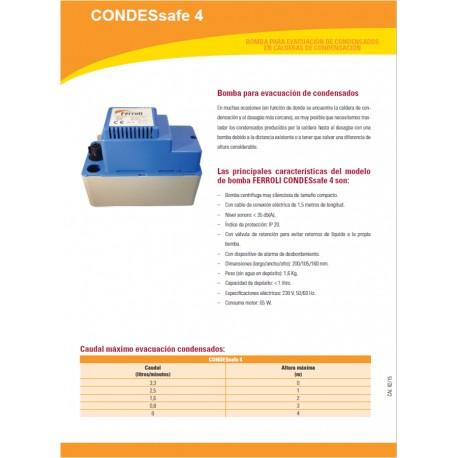 Caldera FERROLI BLUEHELIX PRO 25C