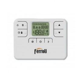 Termostato digital sin hilos programación semanal  OSCAR W RF